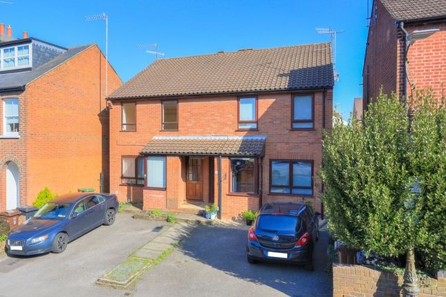 Thumbnail Flat for sale in Worley Road, St. Albans
