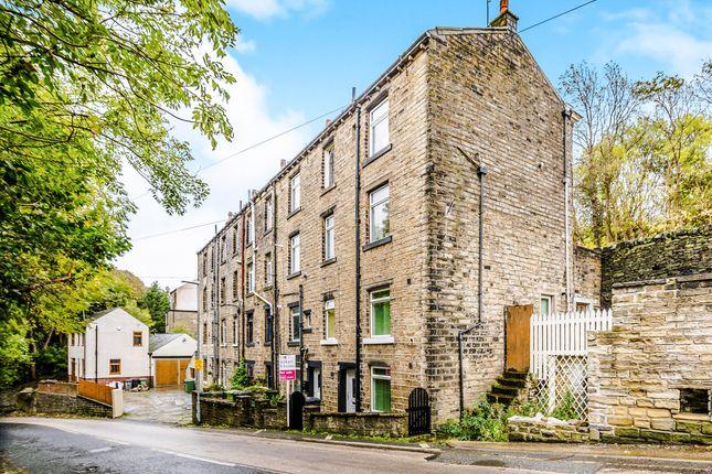 Thumbnail End terrace house for sale in Bargate, Linthwaite, Huddersfield