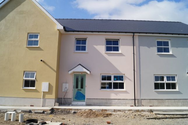 Thumbnail Terraced house for sale in Heol Dewi, Newcastle Emlyn