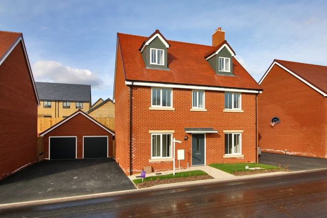 Thumbnail Detached house for sale in Ridgewood Place, Lewes Road, Uckfield