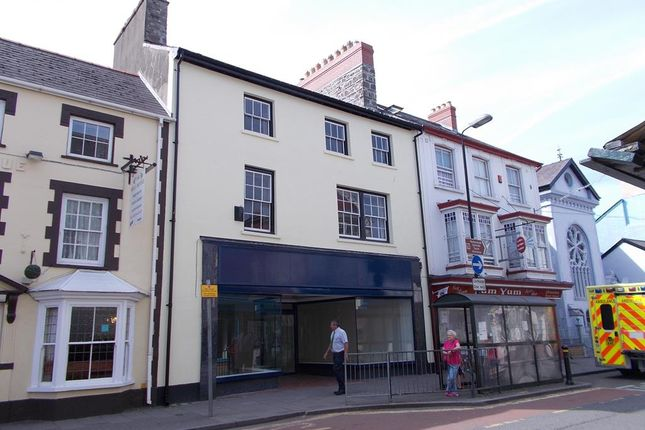 Thumbnail Retail premises to let in 5 Pendre, Cardigan