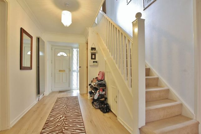 Hallway of Heathbank Avenue, Irby, Wirral CH61