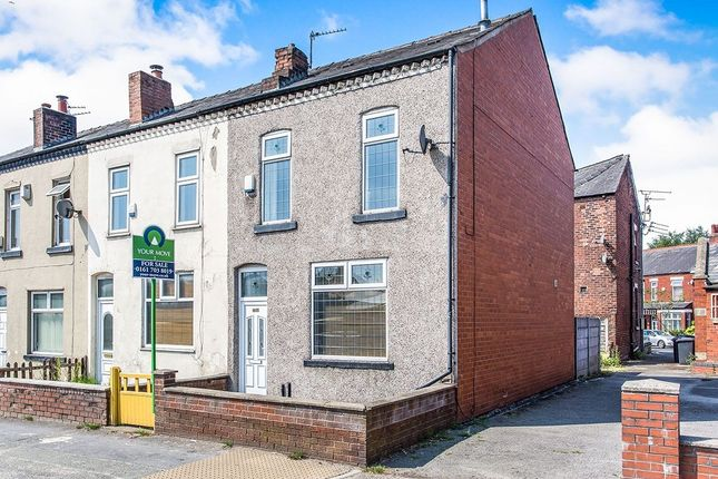 Thumbnail Terraced house to rent in Memorial Road, Worsley, Manchester