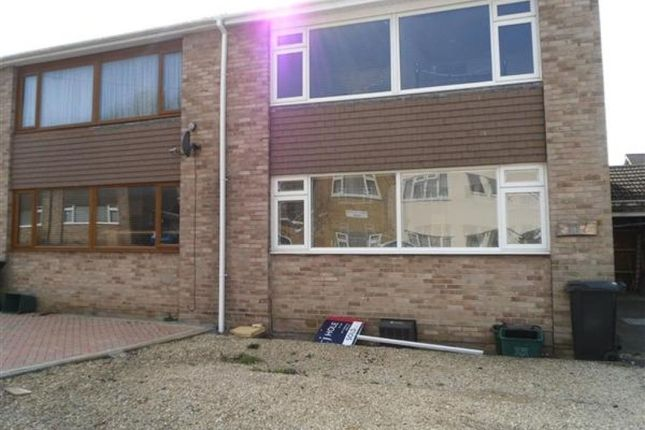 Thumbnail End terrace house to rent in Charlton Mead Drive, Bristol