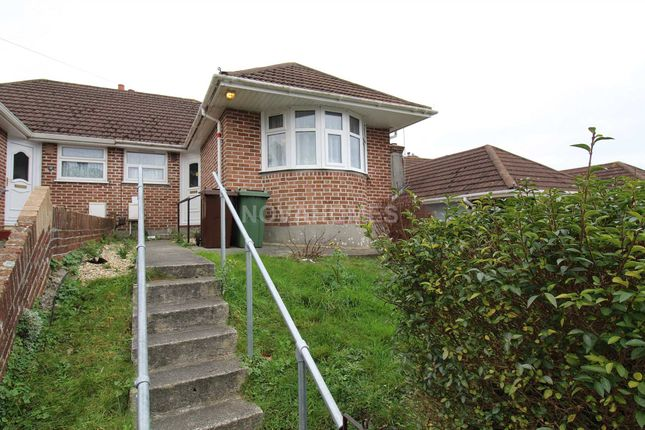 Thumbnail Bungalow for sale in Moor Lane, Plymouth