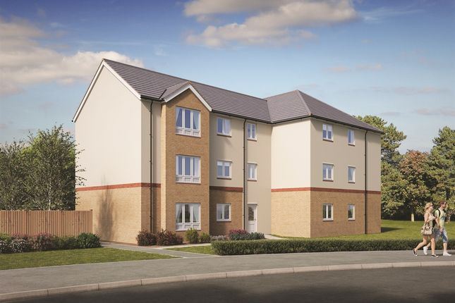 "Thumbnail Flat for sale in ""The Scott"" at Boydstone Path, Glasgow"