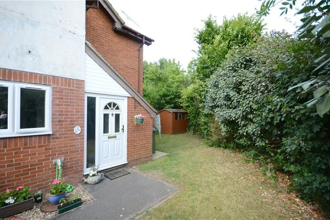 Thumbnail End terrace house for sale in Staffordshire Croft, Warfield, Bracknell
