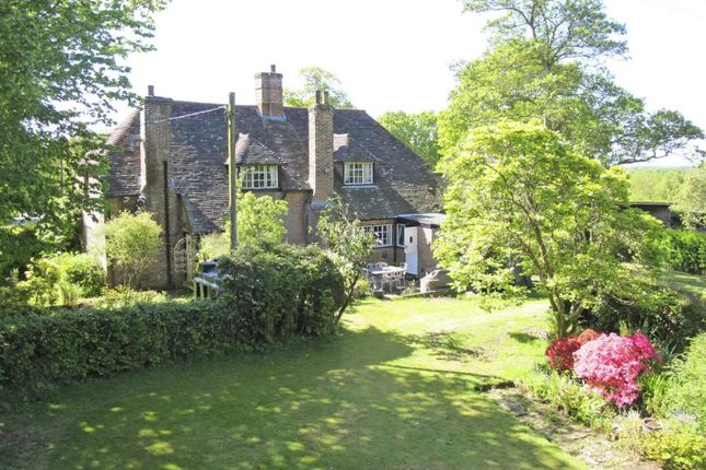 Thumbnail Equestrian property for sale in Back Lane, Cross In Hand, Heathfield, East Sussex