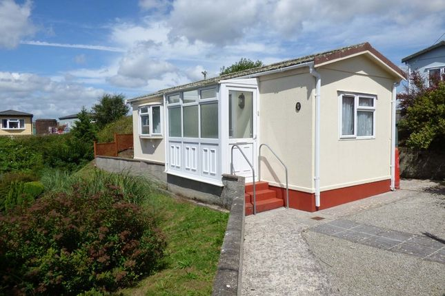 Thumbnail Mobile/park home for sale in Stamford Lane, Hooe, Plymouth