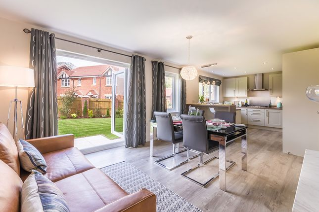 "4 bedroom detached house for sale in ""Hampsfield"" at Troon"