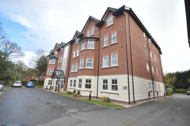Thumbnail Flat to rent in Hampton House, Northenden Road, Sale