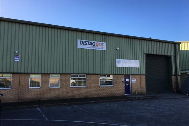 Thumbnail Warehouse to let in Unit B1, Ty Verlon Industrial Estate, Cardiff Road, Barry, Glamorgan, Wales