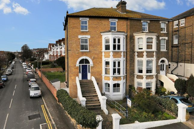 Thumbnail Semi-detached house for sale in Godwyne Road, Dover