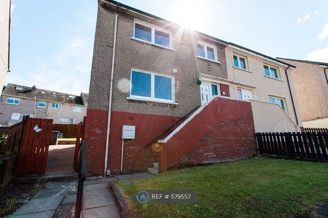 Thumbnail Semi-detached house to rent in Culzean Avenue, Coatbridge
