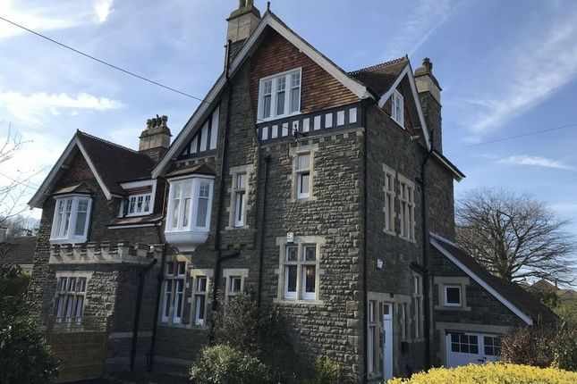 Thumbnail Semi-detached house for sale in Cambridge Road, Clevedon
