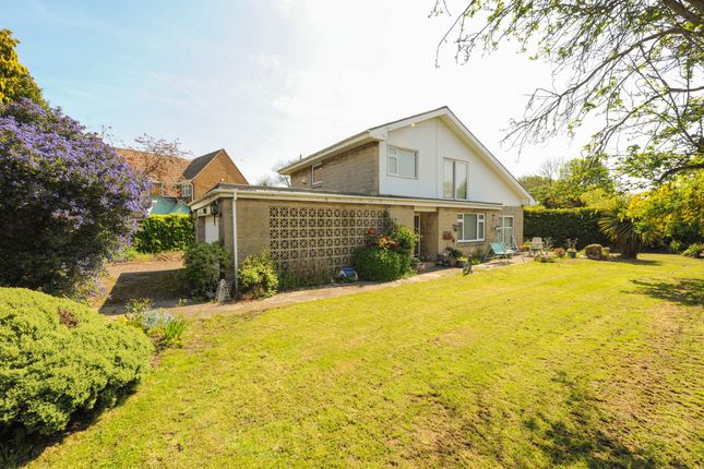 Thumbnail Detached house for sale in Dunston Road, Chesterfield