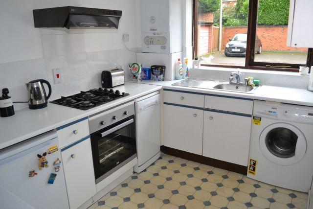 Kitchen/Diner of Homestead Way, Kingsley, Northampton NN2