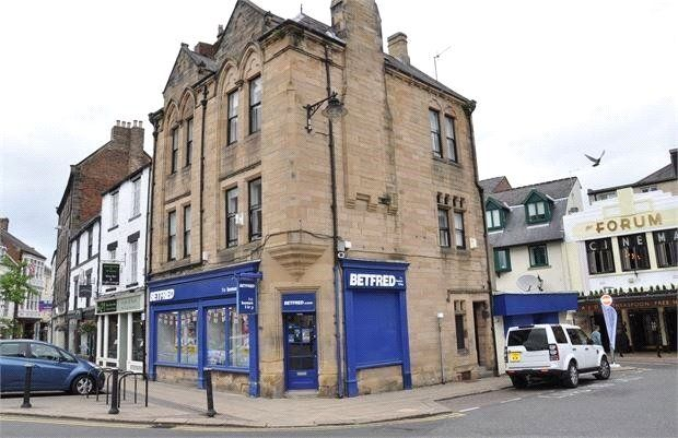 Thumbnail End terrace house for sale in Market Place, Hexham, Northumberland