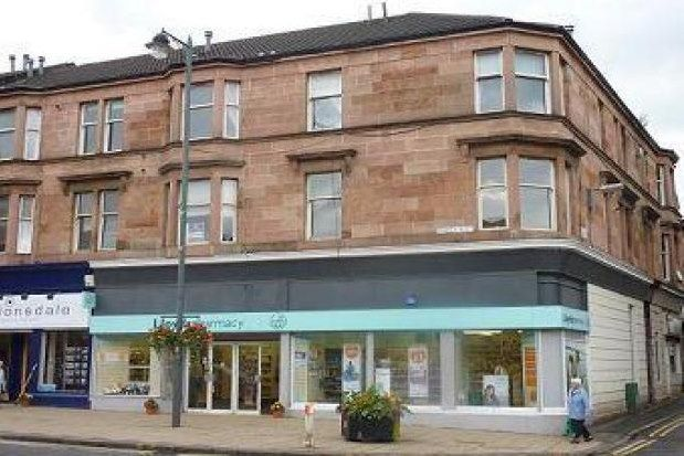 Thumbnail Flat to rent in Uddingston, Glasgow