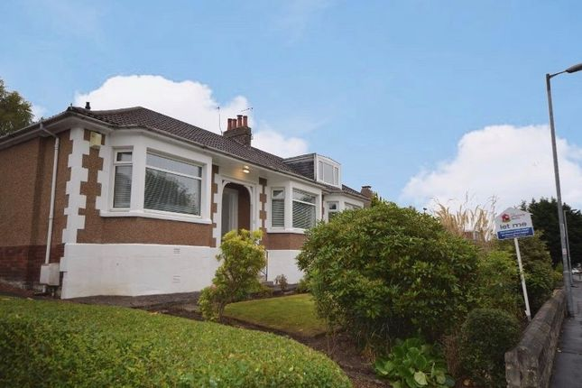 Thumbnail Semi-detached house to rent in Strathclyde Road, Motherwell, North Lanarkshire