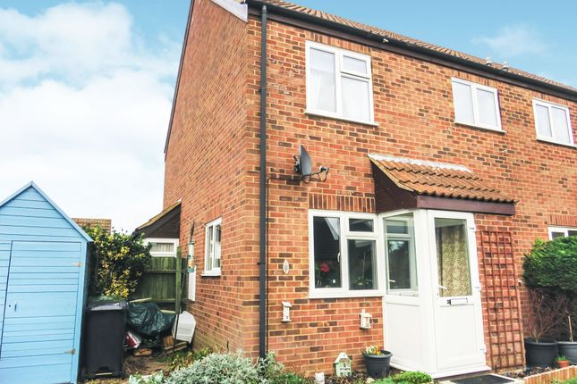Thumbnail Property for sale in Garlondes, East Harling, Norwich