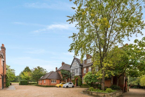 Thumbnail Detached house to rent in Manor Park, Chislehurst
