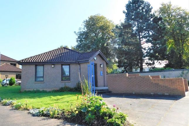 Thumbnail Bungalow for sale in Police House, 25 Crossroads Place, Rosyth, Dunfermline