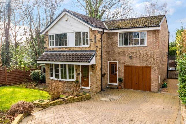 Thumbnail Detached house for sale in Craggwood Close, Horsforth