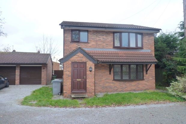 Thumbnail Flat to rent in Archers Croft, The Rake, Bromborough, Wirral