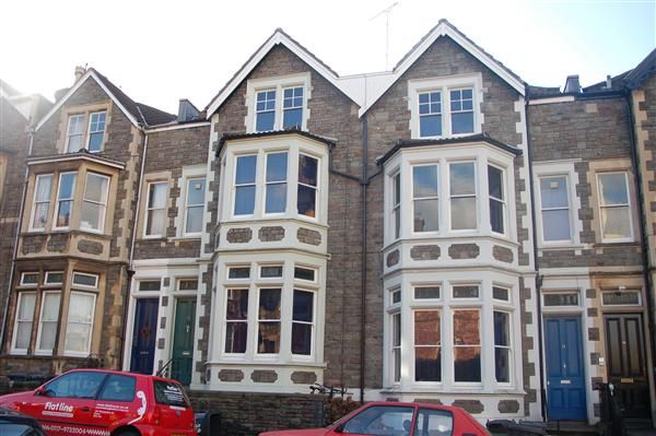 Thumbnail Terraced house to rent in Hampton Road, Redland, Bristol