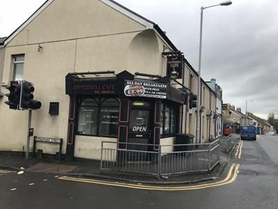 Thumbnail Restaurant/cafe to let in Coppermill Cafe, 1376A, Neath Road, Swansea