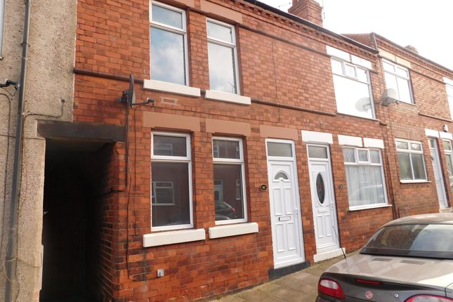 Thumbnail Terraced house to rent in Laurel Avenue, Mansfield