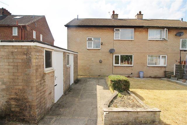 Rear Garden of Rosedale Close, Aston, Sheffield S26