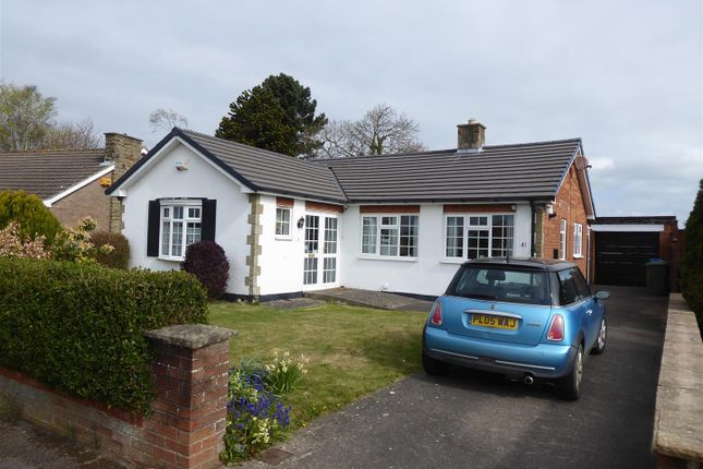 Thumbnail Detached bungalow for sale in Thorntree Road, Northallerton