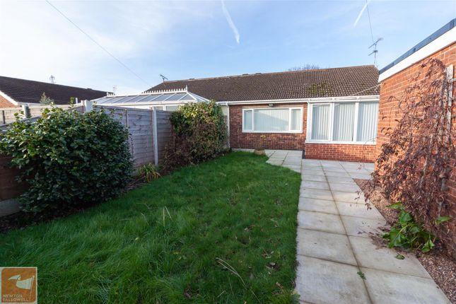 Externally of West Walk, Retford DN22