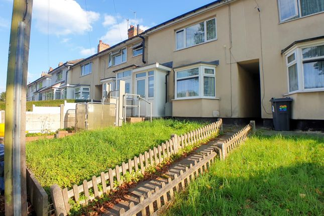 3 bed terraced house to rent in Glastonbury Road, Birmingham B14