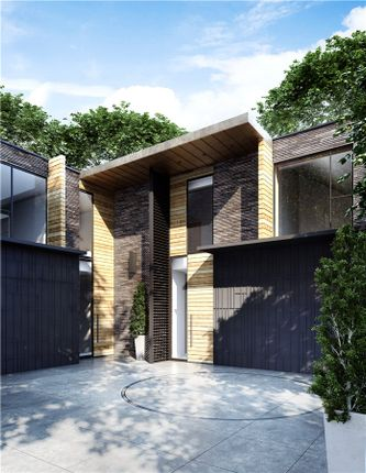 Thumbnail Detached house for sale in Grove End Road, St John's Wood, London