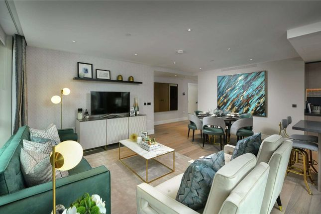 Thumbnail Flat for sale in Chartwell House, Prince Of Wales Drive, London