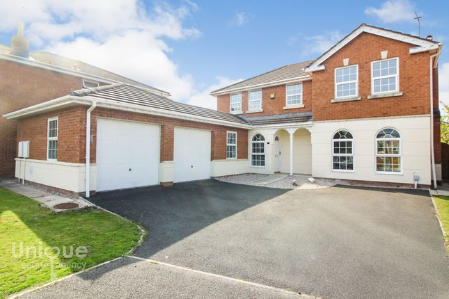 Thumbnail Detached house for sale in Crofters Walk, Lytham St. Annes