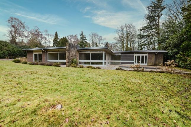 5 bed detached bungalow to rent in Heath Road, Whitmore Heath, Newcastle-Under-Lyme ST5