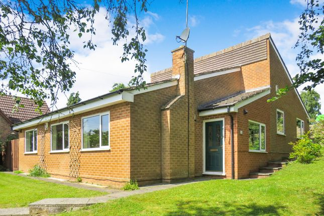 Thumbnail Detached bungalow for sale in Grafton View, Wootton, Northampton