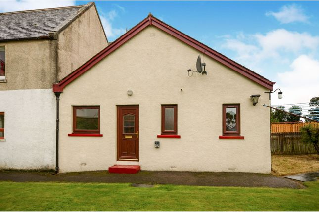 Thumbnail Bungalow for sale in Cromlet Court, Invergordon