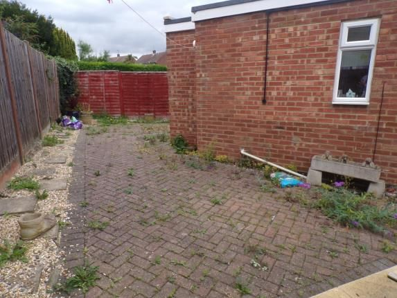 Garden of Park Lane, Duston, Northampton, Northamptonshire NN5