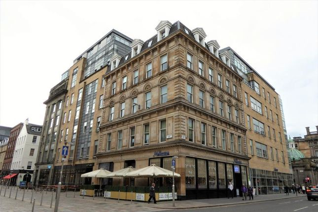 Thumbnail Flat to rent in The Palazzo Building, 103 Hutcheson Street, Glasgow