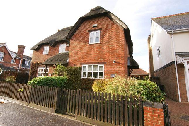 Thumbnail Semi-detached house for sale in 19 Lime Kiln Road, Lytchett Matravers, Poole