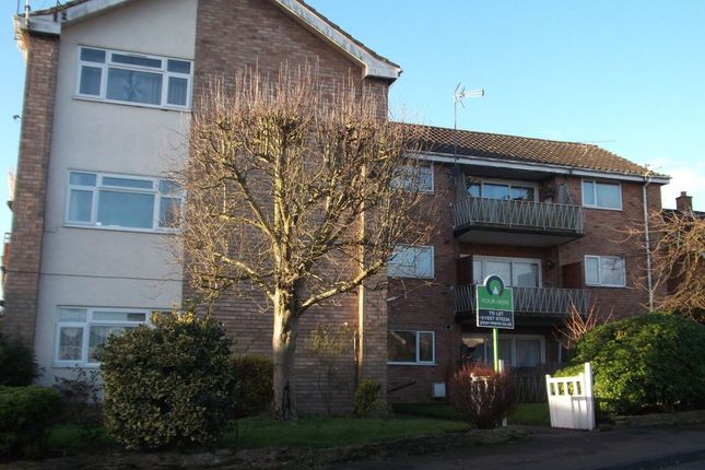 Thumbnail Flat to rent in Crabtree Close, Redditch