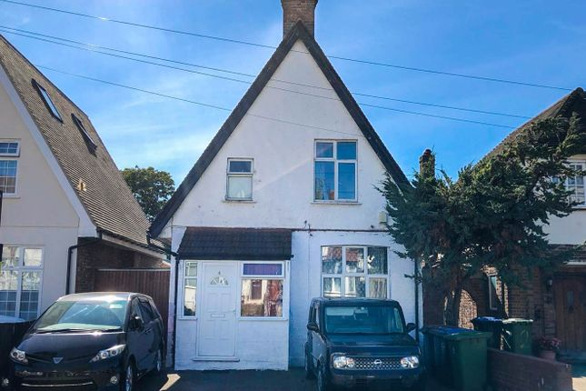 Thumbnail Detached house for sale in Park Road, Wembley