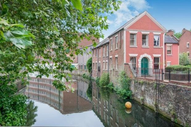 Thumbnail Property to rent in Anchor Quay, Norwich