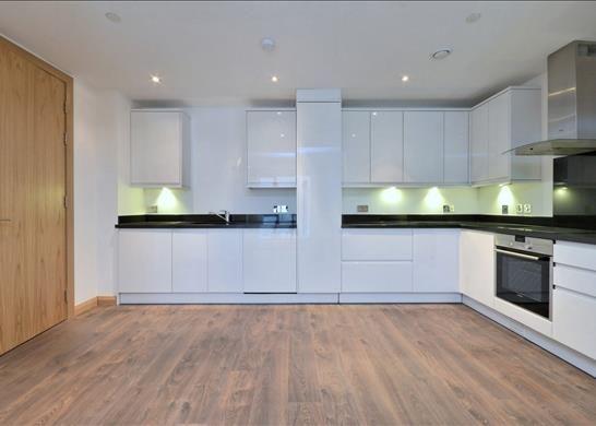 Kitchen of Pinnacle Tower, Fulton Road, Wembley Park HA9