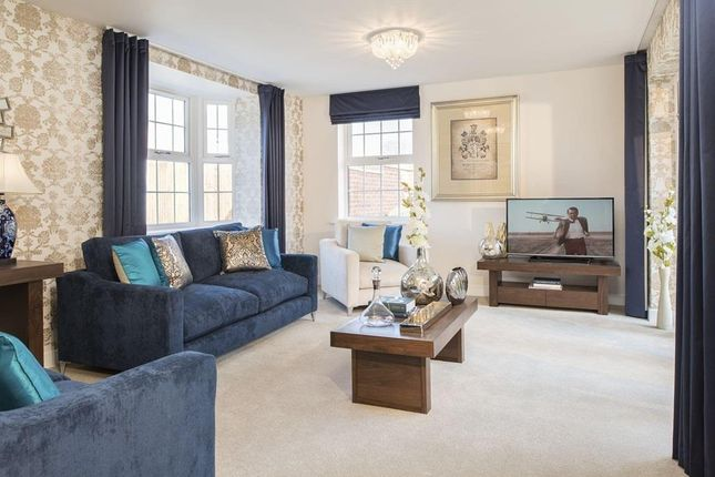 """Thumbnail Detached house for sale in """"Layton"""" at London Road, Nantwich"""